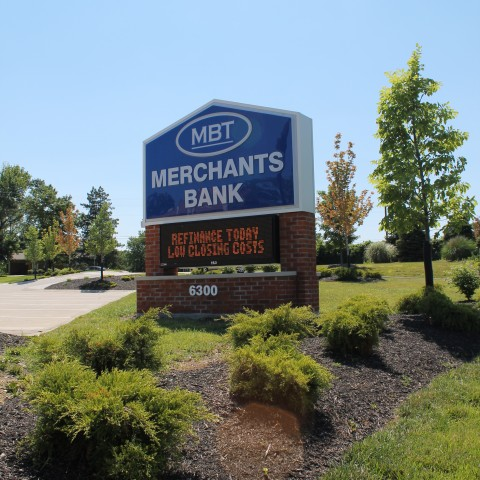 Merchants Bank Ground
