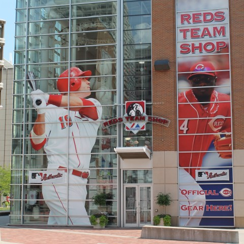 Cincinnati Reds Team Shop