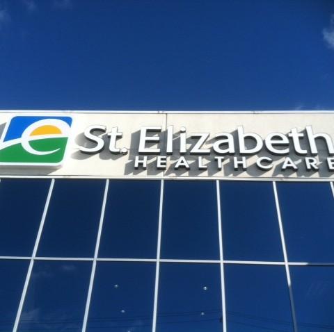 St. Elizabeth Channel Letters