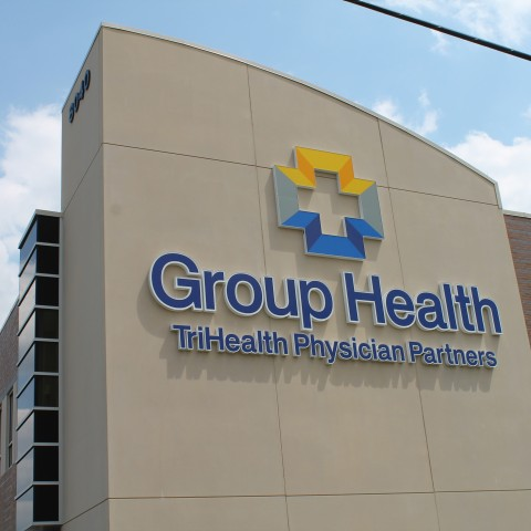 Group Health Channel Letters