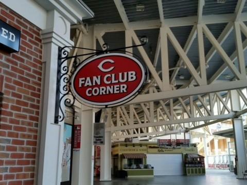 Fan Club Corner