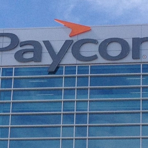 Paycor Channel Letters